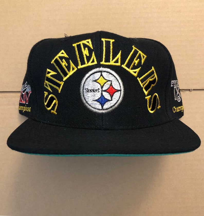 b2cf8d84320dc Vintage deadstock pittsburgh steelers super bowl champions