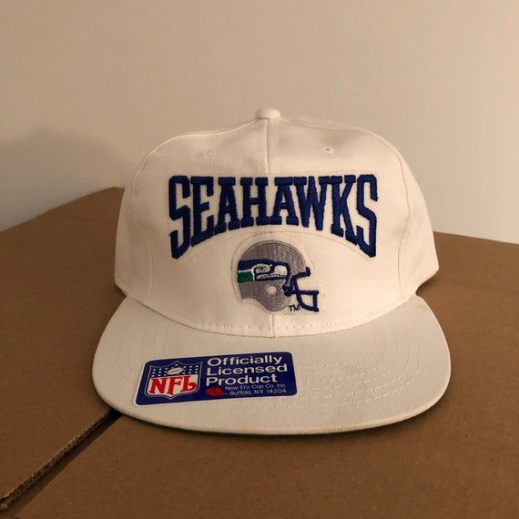Vintage NWT Seattle Seahawks snapback hat cap 90s