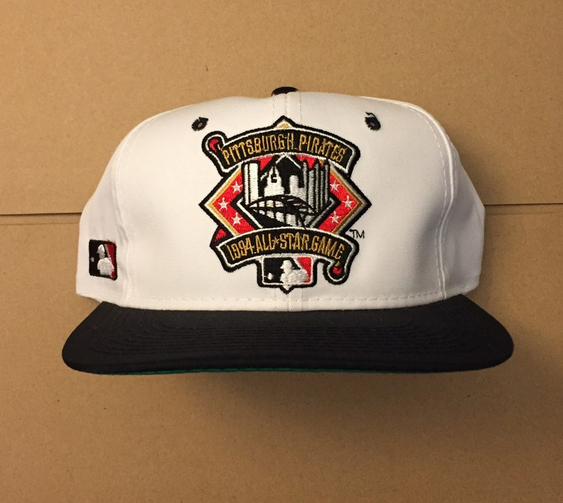 1dff10e0751 Vintage deadstock pittsburgh pirates 1994 MLB all star game