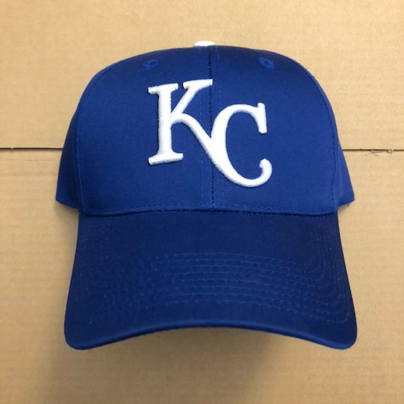 3d18da43 Vtg deadstock kansas city royals snapback hat dad cap MLB 90s KC vintage  snap back