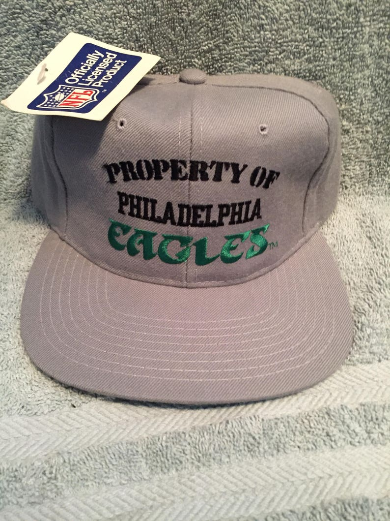 c3bc3164 Vintage deadstock Philadelphia eagles snapback hat cap 90s jersey logo nfl  80s 76ers phillies new era
