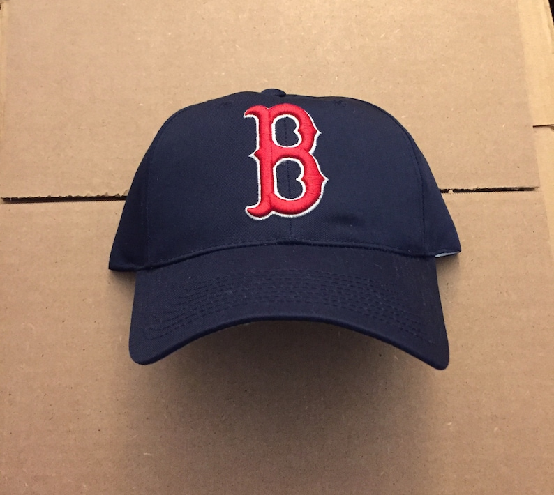 e39b5430 Vtg deadstock Boston Red Sox snapback hat dad cap MLB 90s 80s ds vintage  great fit snap back World Series curved brim