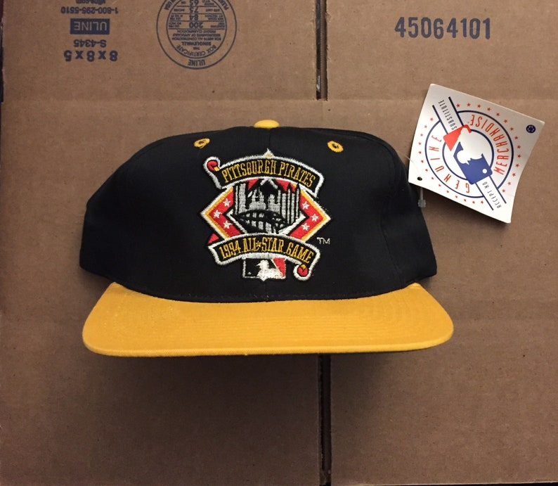 a364303f48b Vintage deadstock pittsburgh pirates 1994 MLB all star game
