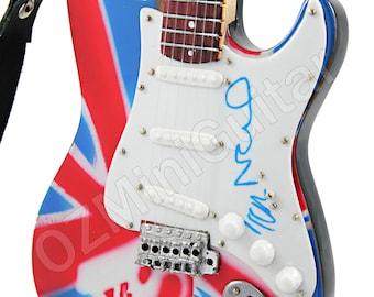 Miniature Guitar Art Series OASIS