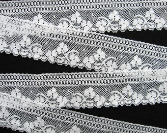 Heirloom Lace Edging Made in England
