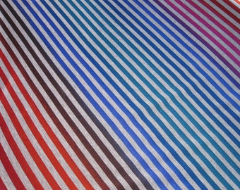 Hotel California Sunset Striped Knit Jersey