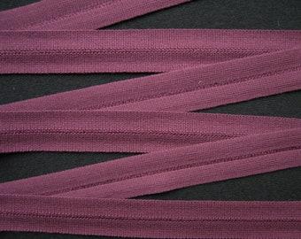Wool Petersham Fold Over Binding By The Yard