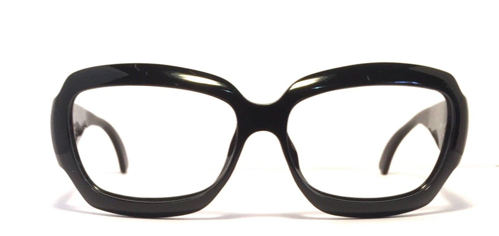 12963b01925c Vintage eyewear. Christian Dior made in Austria 1980 s. Gloss black ...