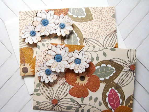 Floral Gift Card Holder Gift Card Envelope Birthday Gift Etsy