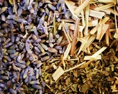 Lavender Lemon Herbal Infusion. Amazing as Iced Tea