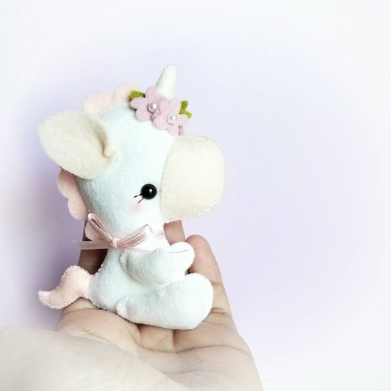 Magic Unicorn PDF sewing pattern-DIY-Baby Unicorn toy | Etsy