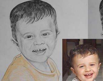 Portrait on commission