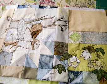Woodland Animals Quilt