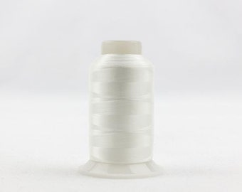 Invafil 400m reel 100wt thread IF03 light grey
