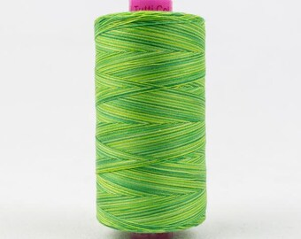 Tutti Cotton TU30 Leaves 200m reel