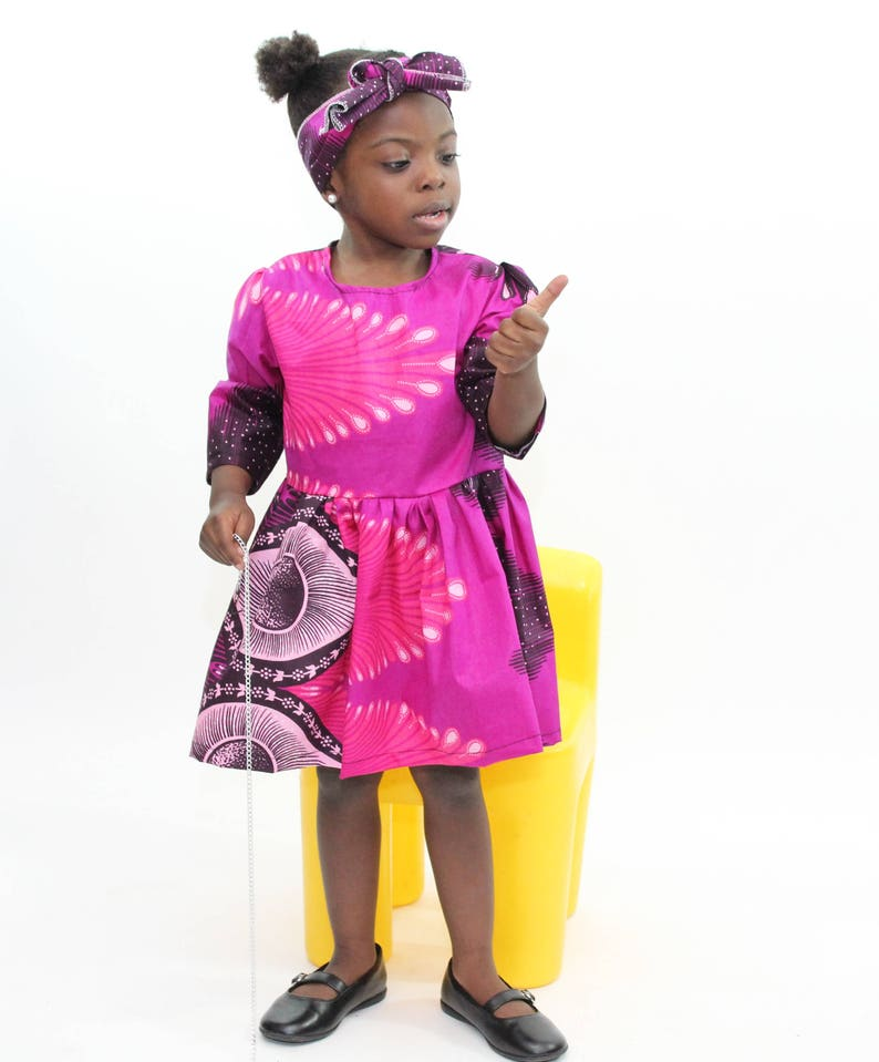 217b1b9bfe27f8 NEW African Print Ankara Jasmine Dress African Fashion