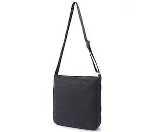 3fe71a73ba2d Large Canvas Crossbody Bag