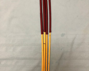 Ultimate Dragon Cane Quartet Set of 4 Ultimate Dragon Canes - 93-97 cms L & 7-7.5/8-8.5/9-9.5/10-10.5 mm D