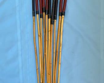 CLEARANCE - Signature Headmistress / La Maitresse Kooboo Canes / School Canes -  10 pieces (See description)