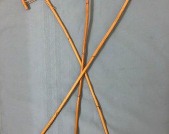 Kooboo Rattan Traditional School Punishment Canes Set of 3 Canes - 78-85 cms L & 8-8.5 mm D