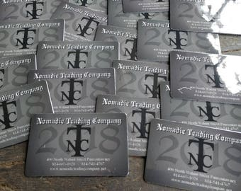 Nomadic Trading Company Discount Card