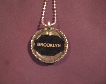 Brooklyn Resin Necklaces