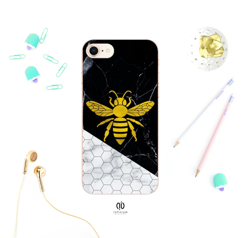 new products 3c30d 2d365 Queen Bee Case For iPhone XS, Samsung S10, S10 Plus, Samsung S9, S9 Plus,  XS Max, iPhone XR, 8 Plus, iPhone 8, iPhone 7, iPhone 6S & 5S