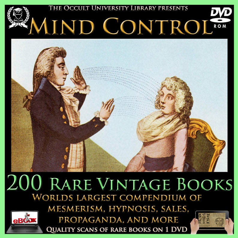 Mind Control Ebook