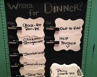 Kitchen Menu Board