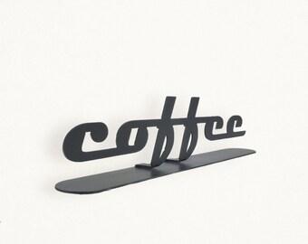 Table/Shelf COFFEE Decor