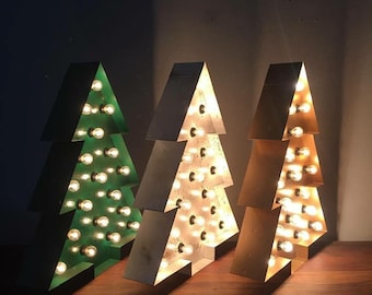 "24"" Marquee CHRISTMAS Tree"