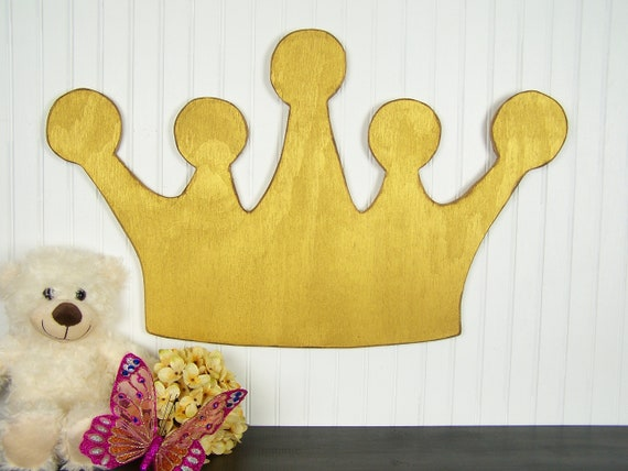 Princess Crown Wall Decor Princess Baby Shower Guest Book