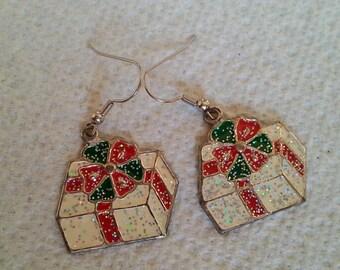B#2  Christmas Presents handmade earrings