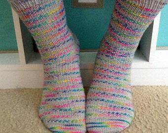 Digital File - On The Dotted Line Socks