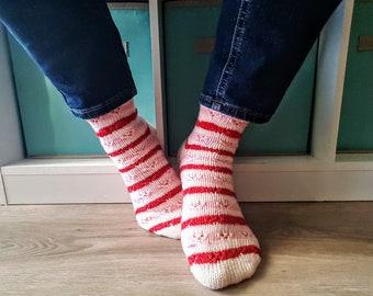 Digital File - Sweet Heart Socks