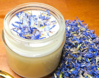 Violet Scented Soy Candle