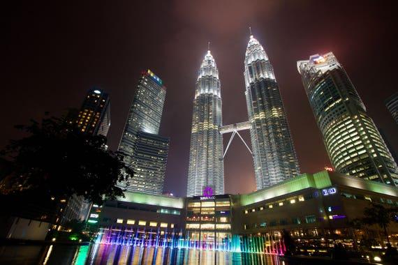 10 X Pegatinas de servicio Petronas