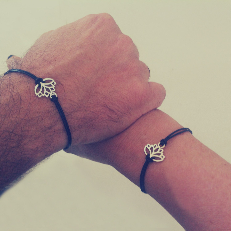 2177a77714bb Girlfriend Boyfriend Unisex Bracelets Set Matching