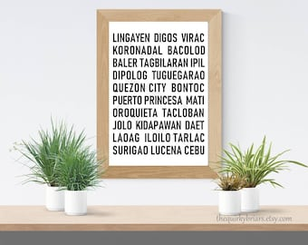 Filipino art | Etsy