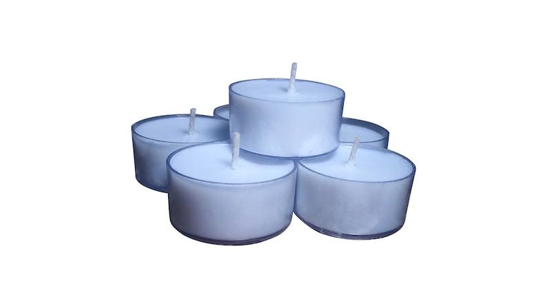 Tea Light Candles Bulk Tea Light CandleAll Natural Soy Wax Handmade Soy Wax Tea Light lavender vanilla tea light lavender color 12 pack
