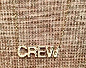 Wendy CREW Necklace