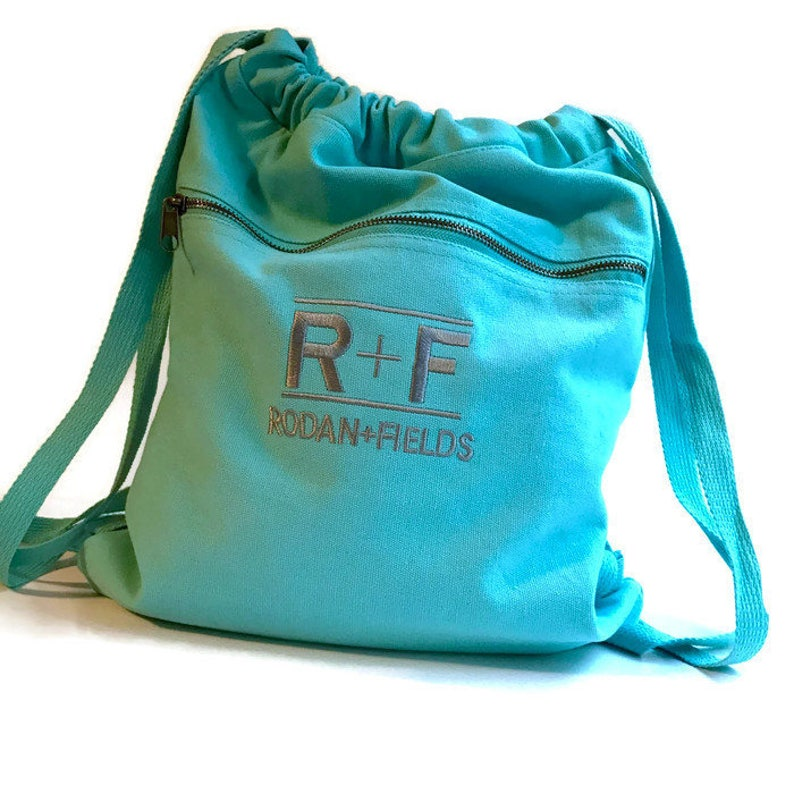 Totebag Bag Rodan Backpack Fields Tote Beach Bag Rodan and Fields R+F Cinch Sack