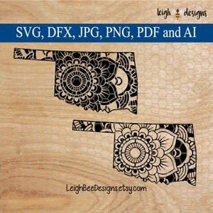 Mandala SVG svg Files West Virginia Mandala SVG cutting files svg cut file svg files for circut svg design SVG svg file cut files