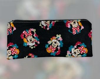 Minnie Mouse Pencil Bag
