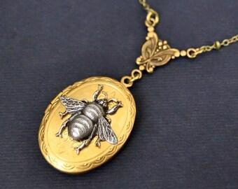 Vintage locket | Etsy