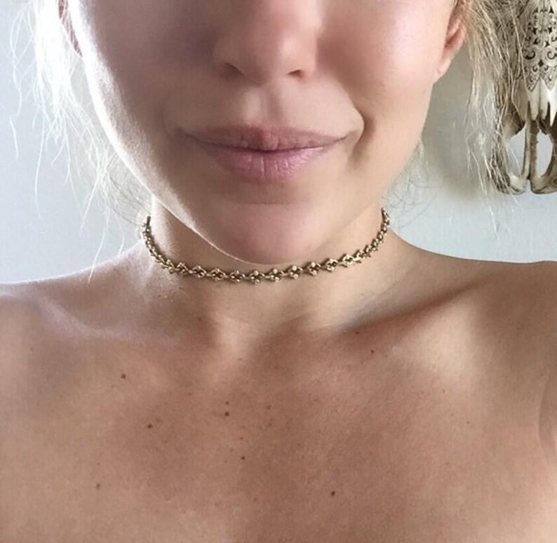 Gold choker gold fill bohemian boho Choker 24k gold Choker gold necklace Rays of Light Choker gold jewelry