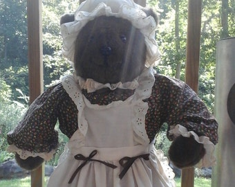 Vintage Handmade Mama Bear