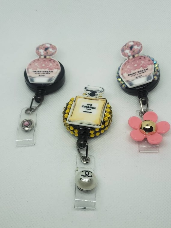 w Rhinestones Badge Reel I Left My Cats For This