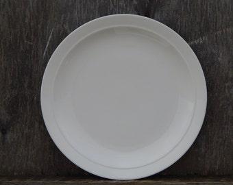 Arabia of Finland Harlekin Dinner Plate Inkeri Leivo Stoneware 1988-1997