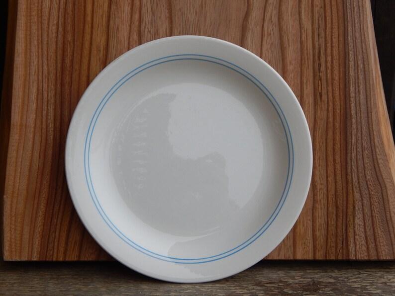 Scandinavian Vintage Rorstrand Randi Salad Plate By Rostrand Etsy